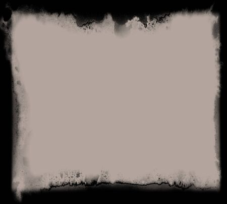 Computer designed highly detailed grunge frame with space for your text or image Stock Photo - 16000372