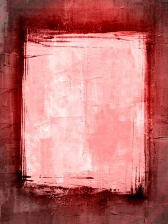 photographic effects: Abstract art backgrounds with designed grunge border  Stock Photo