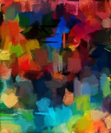 13: Abstract art painting texture background acrylic 13