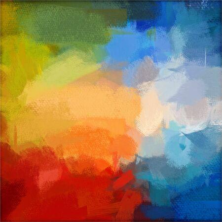 tempera: Abstract art texture background acrylic