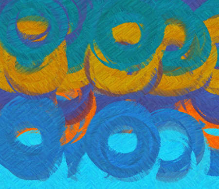 tempera: Abstract art texture background Stock Photo