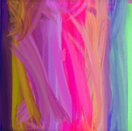 Abstract hand painted art for background  photo
