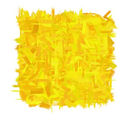 paint texture yellow spot blotch isolated  photo