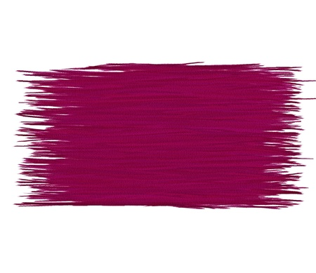paint brush texture spot blotch isolated  photo