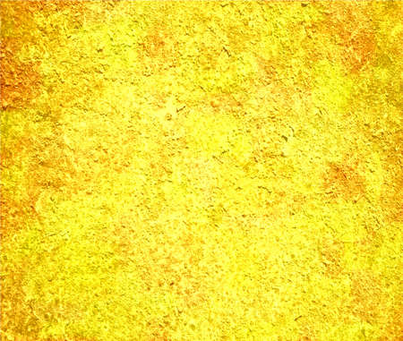 Yellow grunge texture art background Stock Photo - 17517779