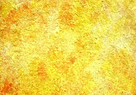 Yellow grunge texture art background  photo