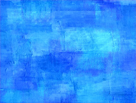 Blue grunge texture art background  photo