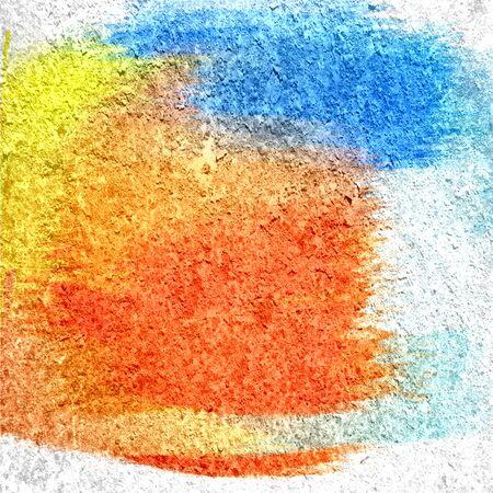 Colorful grunge texture art background Stock Photo - 17517790