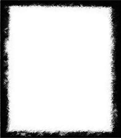 Computer designed grunge border or frame Stock Photo - 17517542