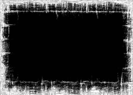 Computer designed grunge border or frame Stock Photo - 17618494