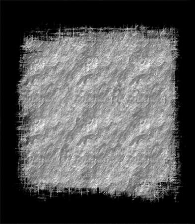 Grunge texture border or frame Stock Photo - 17618621