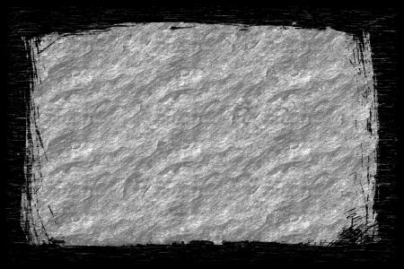 Grunge texture border or frame Stock Photo - 17618680