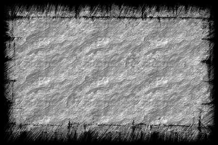 Grunge texture border or frame photo