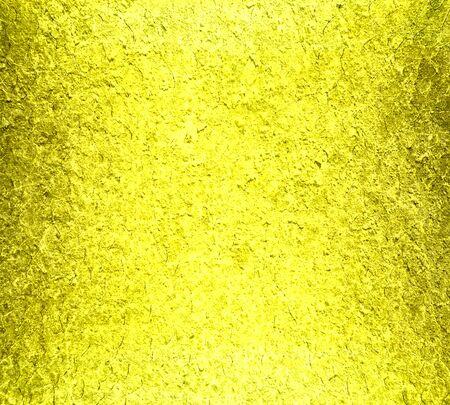 meteorites: gold grunge texture art background Stock Photo