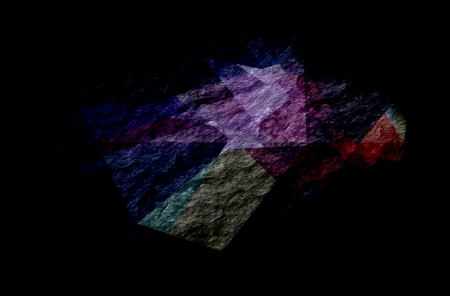 meteorites: dark grunge texture art background  Stock Photo