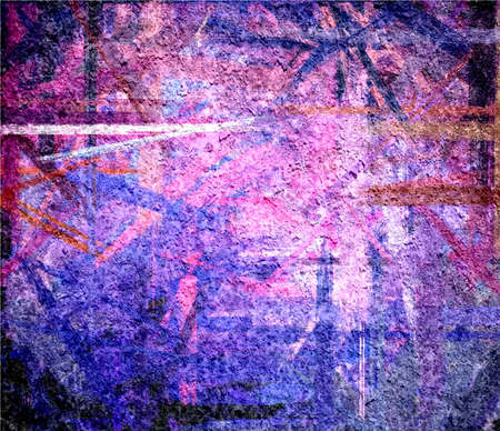 purple grunge texture art background Stock Photo - 17684158