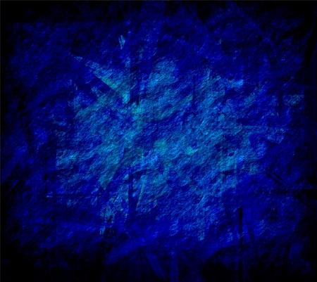 dark blue grunge texture art background  photo