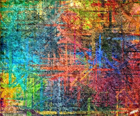 moody: colorful grunge texture art background  Stock Photo