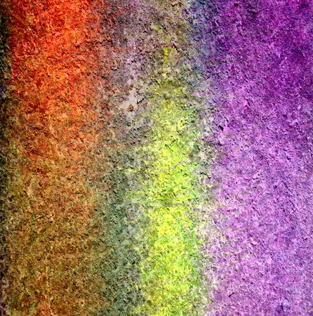 orange green purple grunge texture art background Stock Photo - 17684101