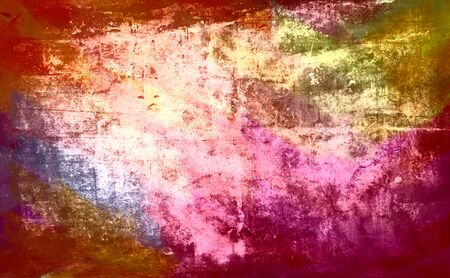 colorful grunge textured art background  photo