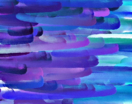 paint brush texture purple blue spot blotch isolated