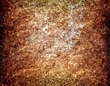 anodized: rusty metal texture background Stock Photo