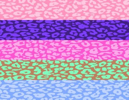 Leopard Print Skin Stripe Pattern 11 photo