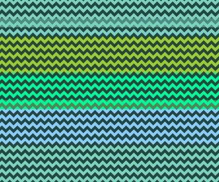 Multicolor chevron zigzag seamless stripe pattern 7 photo