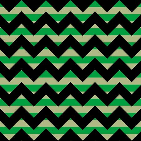 Retro colorful chevron zigzag seamless stripe pattern 9 photo