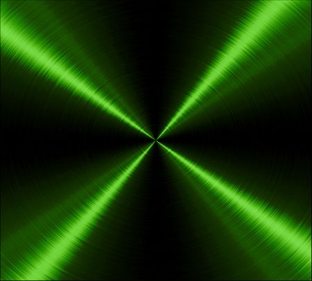 Green Steel Metal Texture Background