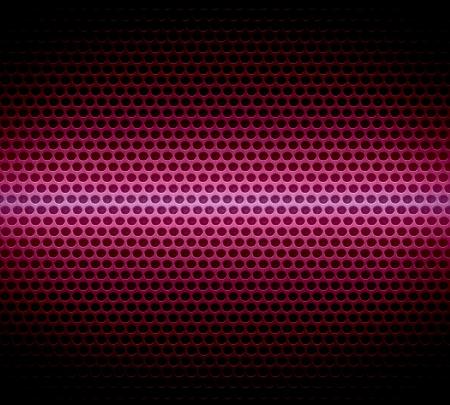 anodized: Dark Steel Metal Hole Texture Background