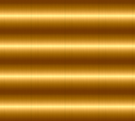 anodized: Gold Stainless Steel Metal Background Stock Photo