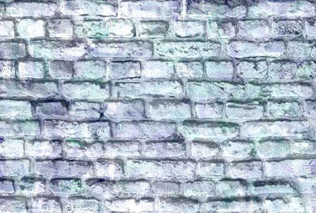 graffiti brick wall  photo