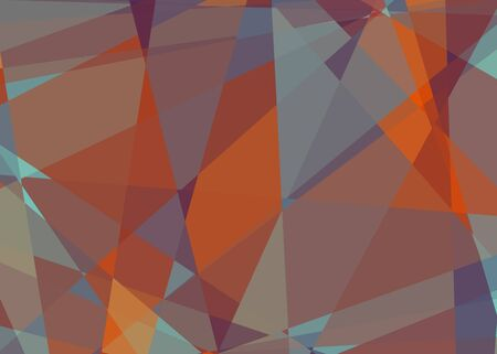 cubism: abstract cubism mosaic background