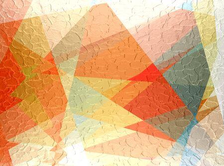 cubismo: Cubismo plateado de metal textura de fondo