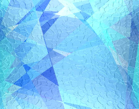 Mosaic Cubism Steel Metal Plate Background  photo