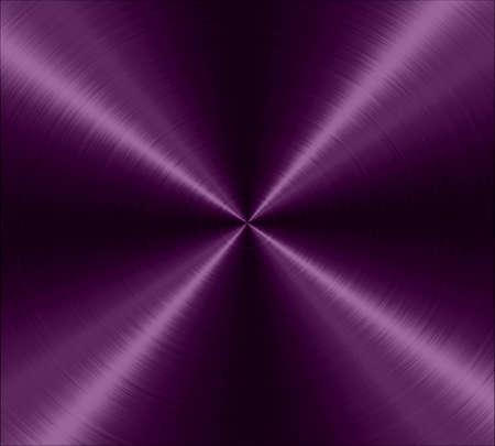 Purple Stainless Steel Metal photo