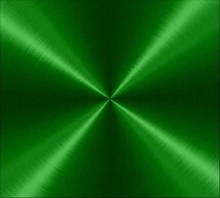 Green Stainless Steel Metal photo