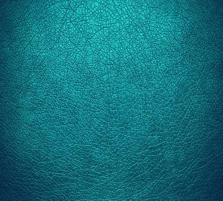 Teal textura de cuero azul de fondo Foto de archivo - 29533599