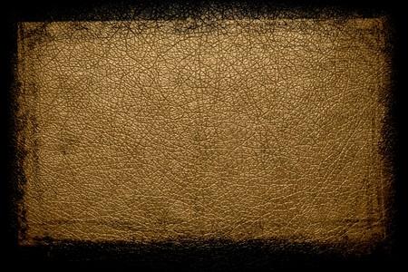 vintage leather texture background photo