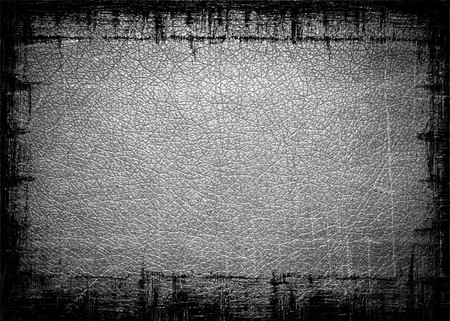 gray leather texture background photo