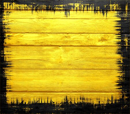 yellow wood texture background photo
