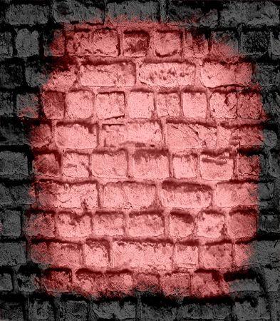 brick grunge texture background photo