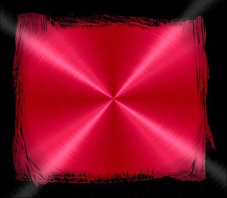 red metallic: red metallic steel texture background