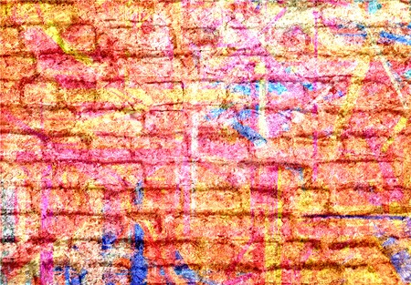 art colored grunge texture background photo