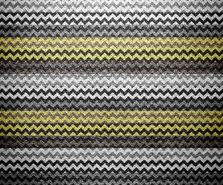 Leather Gray Chevron Stripes Background photo
