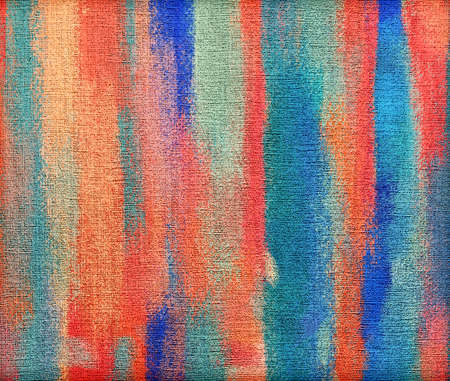 layer masks: Abstract painted background on canvas