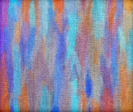 tempera: Abstract painted background on canvas