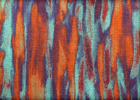 layer mask: Abstract painted background on canvas