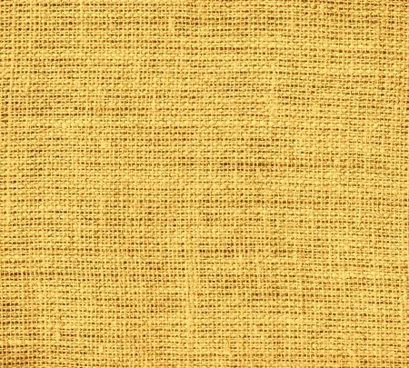 stripe pattern: Yellow Burlap Linen Rustic Jute Background Stock Photo